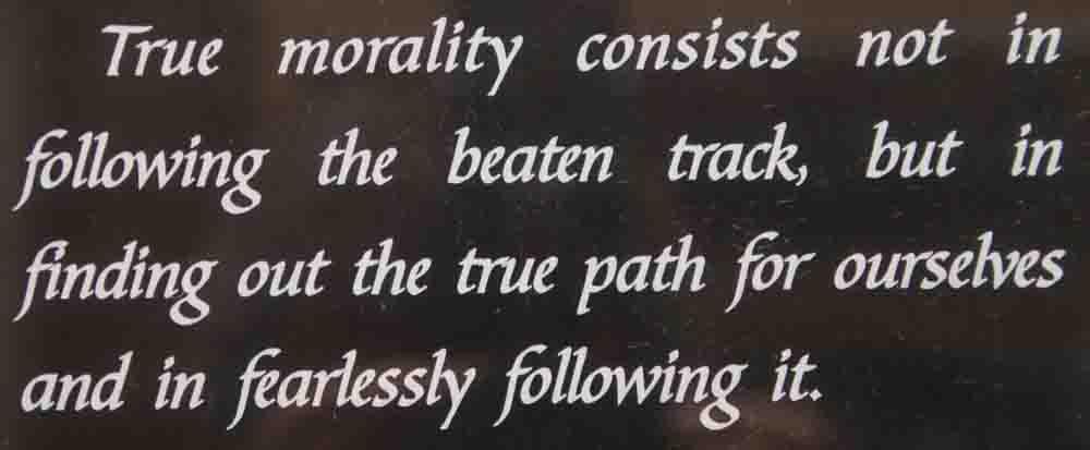 Citaten Over De Waarheid : Ghandi citaten